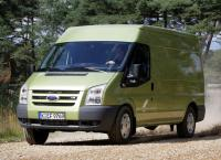 Фото Ford Transit Fourgon  №1