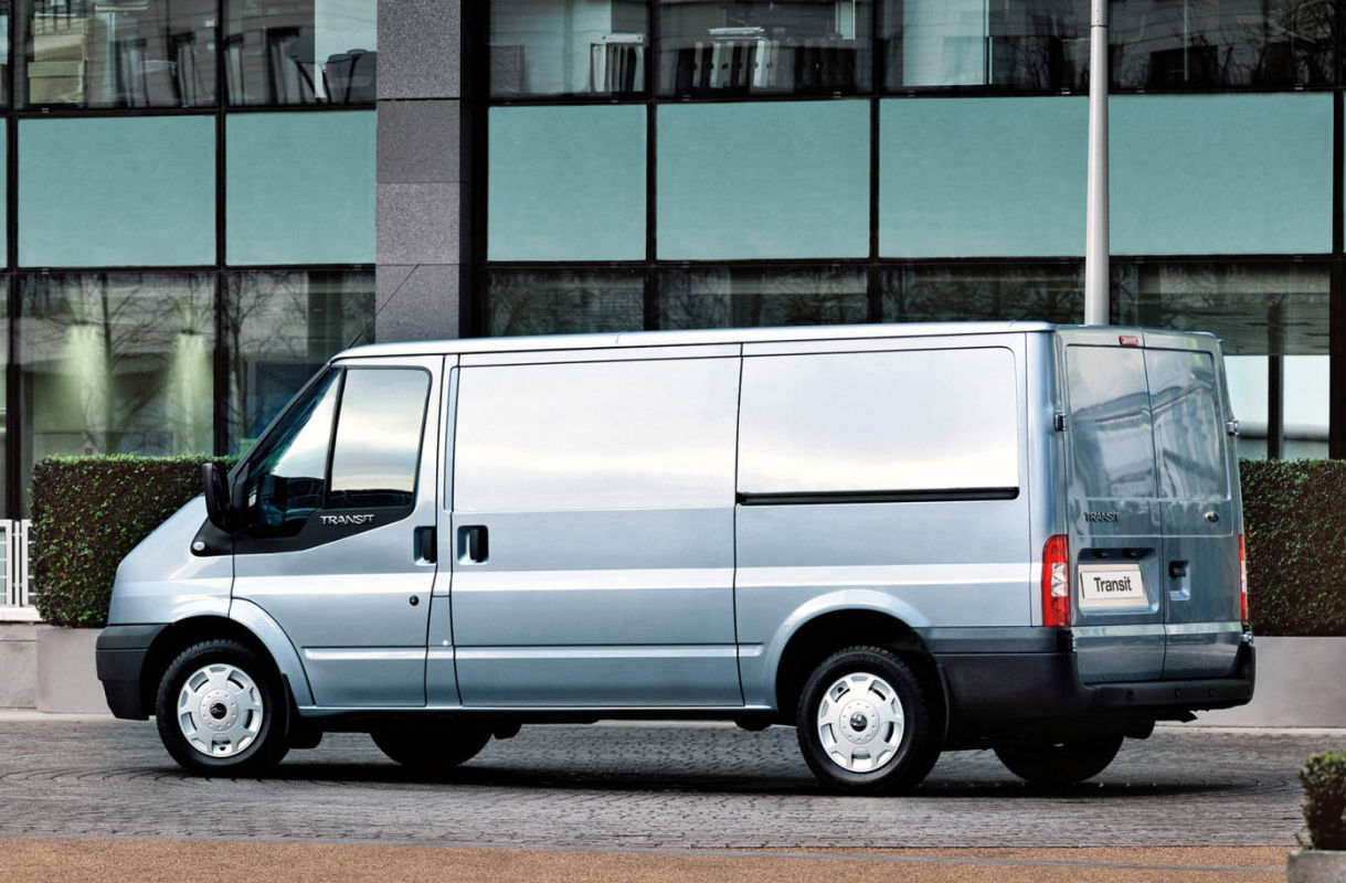 Фото автомобиля Ford Transit Fourgon